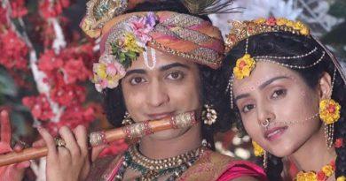 Сериал. Радха и Кришна