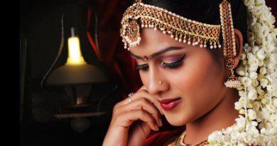 Набор южноиндийских украшений