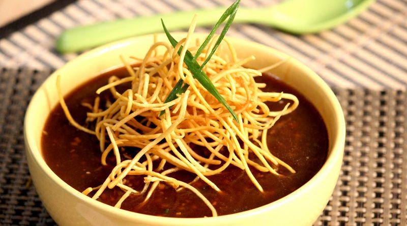 Манчоу суп